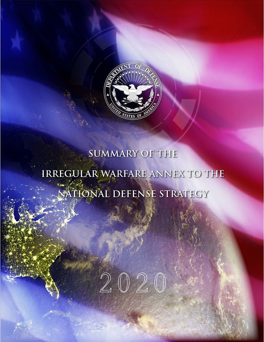 Irregular Warfare Annex to the National Defense Strategy