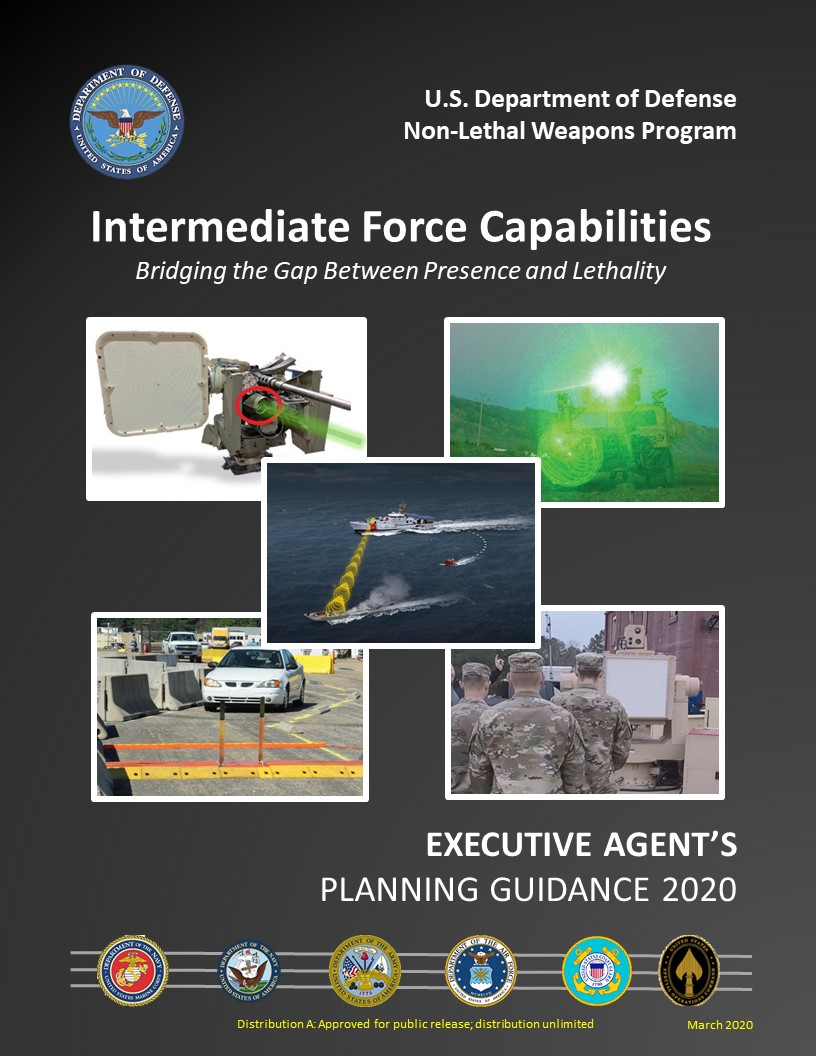 Welcome to the NEW Joint Intermediate Force Capabilities Office (JIFCO)!