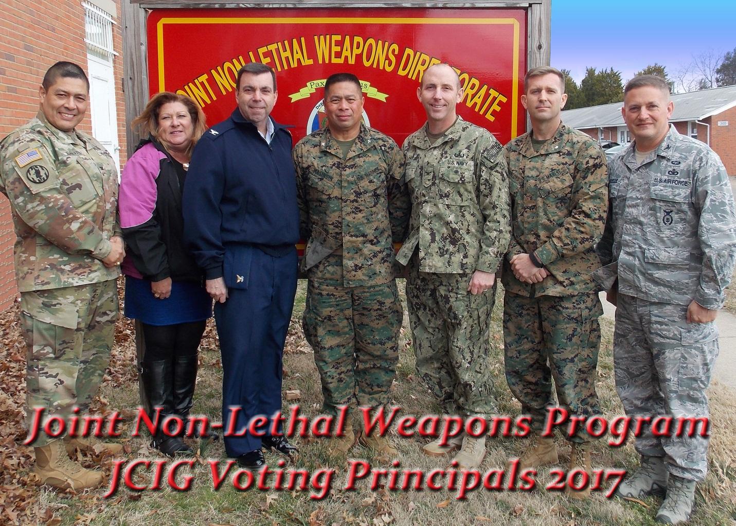 JNLWP JCIG Voting Principals
