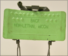 Modular Crowd Control Munition